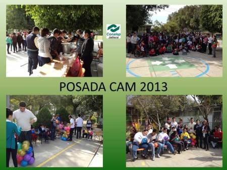 Posada CAM 2013